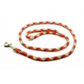 KJK 8mm Rope Multi Rainbow Lead 1.2m