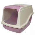 Mp Bergamo Ariel Front Opening Toilet Cotton Candy 38x58x38cm