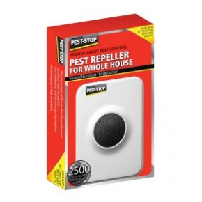 Pest Stop Ultrasonic Repeller For Whole House