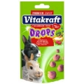 Vitakraft Multi Species Wild Berry Drops 75g Small Animal