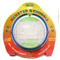 Gyroball Hamster Ball with stand clear