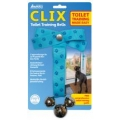 Clix Toilet Training Bells Company Of Animals