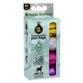 Dog Life Oxo-Biodegradable Poo Bags 80 Bags (4 X 20 Bag Rolls)