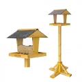 Riley Slate Bird Table By Johnston And Jeff