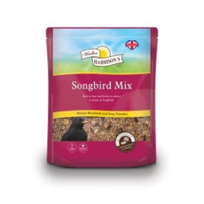 Harrisons Songbird Mix 2kg Pouch