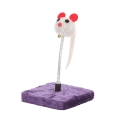 Cat Circus 22cm Mouse Spring Toy
