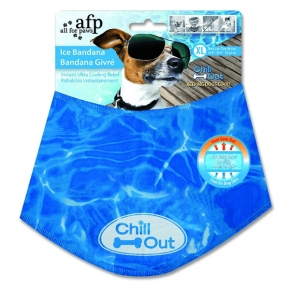 All For Paws Chill Out Ice Bandana Extra Large