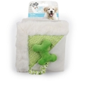 All For Paws Little Buddy Play Mat - Green 50x50x2 Cm