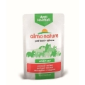 Almo Nature Anti Hairball Adult Cat With Beef 70g Pouch