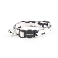Ancol Safety Buckle Cat Collar Camoflage Black and White