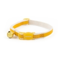 Ancol Safety Cat Collar Reflective Yellow