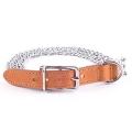 "Ancol Collar Double Row Medium Chain 16"" - 40"