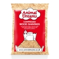Animal dreams compressed shavings 4kg
