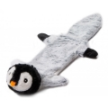 "Animate Penguin Stuffed Head Water Bottle Dog Toy 21"""
