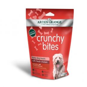 Arden Grange Crunchy Bites Chicken 225g