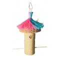 Beakies Forager Bamboo Perch Bird Toys