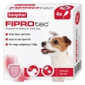 Beaphar Fiprotec Spot On Small Dog 67mg X 4 New Style