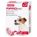 Beaphar Fiprotec Spot On Small Dog 67mg X 6 New Style