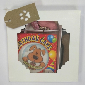 Dog Birthday Box