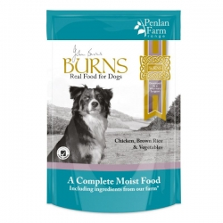 Burns Penlan Pouch Chicken and Rice 400g Dog Food