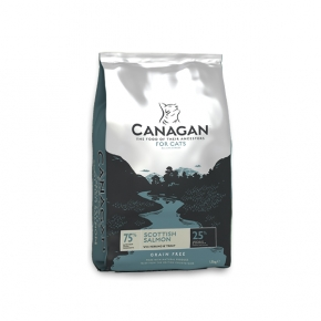 Canagan Scottish Salmon Cat Food 375g