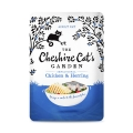 Cheshire Cat's Garden - Chicken and Herring 85g