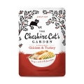 Cheshire Cat's Garden - Chicken and Turkey 85g