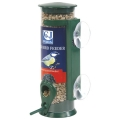 C J Wildlife Discovery Window Seed Feeder Green