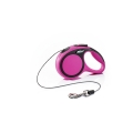 Flexi Comfort X Small Pink Cord 3m