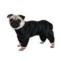 """Cosipet Black Trouser Suit 18"""" - 46 Cm"""