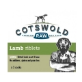 Cotswold Raw Lamb Riblets x Three 300g Frozen