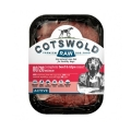 Cotswold Raw Mince 80/20 Active Beef And Tripe 500g Dog Food Frozen