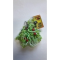 Cotton Holly ring small  toy for birds