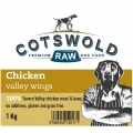 Cotswold Raw Chicken Wings 1kg Frozen