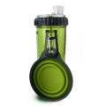 Dexas Popware Snack - Duo Green Inc. Travel Cup 12oz 360ml