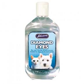 Diamond Eye Tear Stain Remover 250ml Johnsons Veterinary