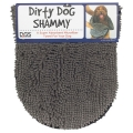 Dirty Dog Shammy Grey 33x79cm