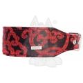 """Do & G Oriental Silk Dragon Collar 2"""" X 14 - 18"""""""