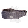 "Do & G Silk Expressions Collar Grey 1.5"" X 11 - 15"""