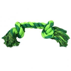 Dog Life Cotton Bone Two Knots Extra Large - 33cm