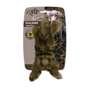 All For Paws Classic Brown Rabbit Small