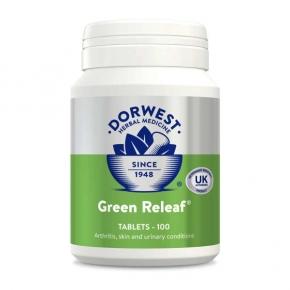 Dorwest Green Releaf Was Mixed Vegetable 100 Tablet