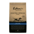 Eden Catch Of The Day Working Dog 15kg Medium Kibble