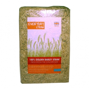 Everyday 100% Golden Barley Straw 4kg