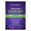 Feelwell's Benefits Duck & Oat Treats Goodnight 130g