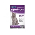 JVP Fipronil Spot On For Cats 3 Vial 50mg