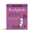 Forthglade Just Duck 395g Adult Dog Grain Free