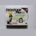 Frontline Plus Spot On Large Dog 20 - 40Kg 3 Pipette