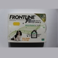 Frontline Plus Spot On Small Dog 2 - 10kg 3 Pipette