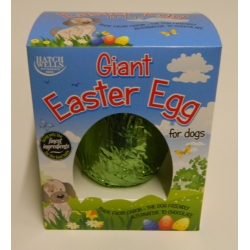 Hatchwells Giant Easter Egg For Dogs 200g